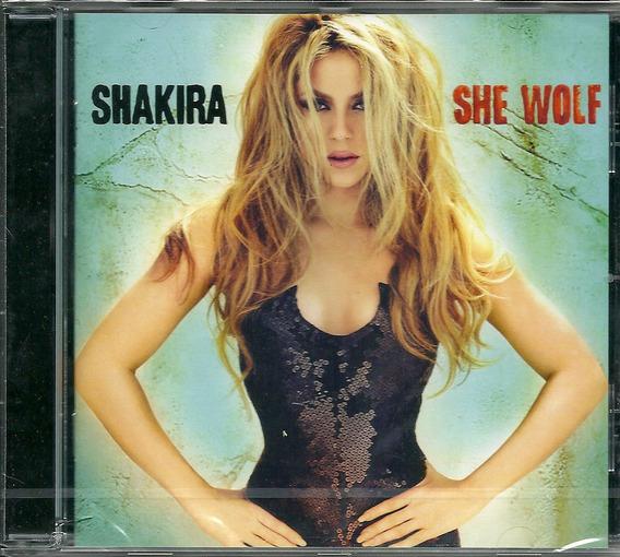 Shakira - She Wolf ( 16 Musicas)
