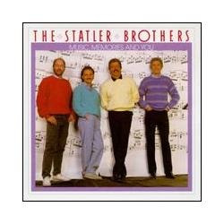 Cd The Statler Brothers - Music, Memories And You (imp)