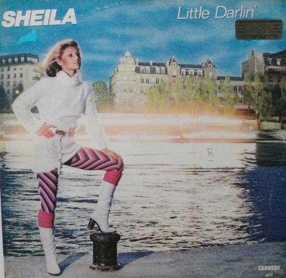 Lp Sheila-little Darlin-1981-otimo Estado.