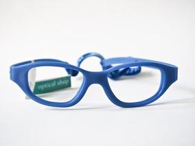 Óculos Infantil Miraflex Silicone 7 A 10 Anos Mod. Eva