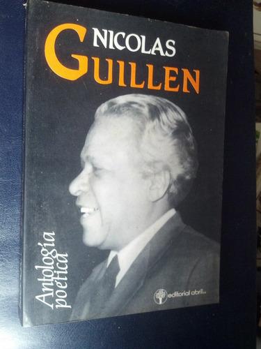 Antología Poética Guillén, Nicolás
