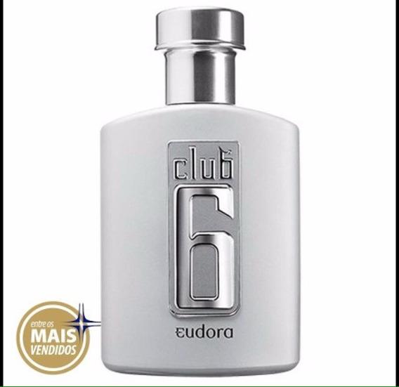 Perfume Deo Colônia Club 6 Masculino Eudora