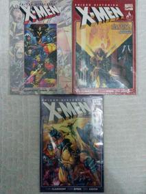 X-men - Edições Históricas - 3 Volumes - Mythos