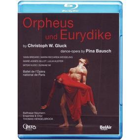Blu Ray - Orpheus Und Eurydike - Importado - Lacrado
