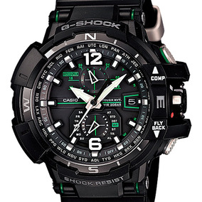 Relógio Casio Masculino G-shock Gravity Defier Gw-a1100-1a3