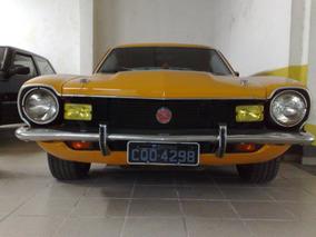 Maverick Gt 1974 Laranja