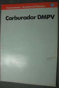 Carburador Dmpv Motor Ae 1.600 Voyage Saveiro Gol Parati