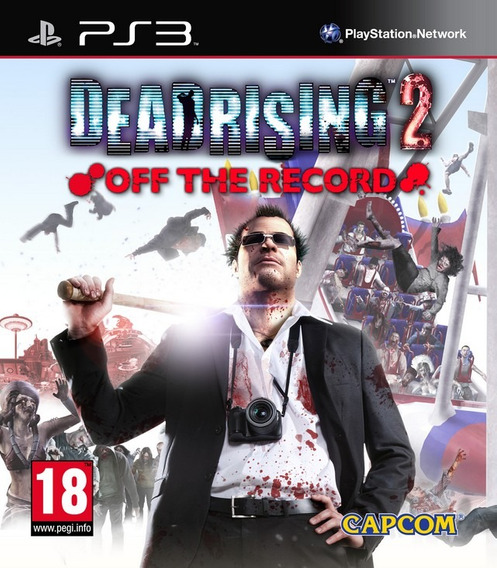 Ps3 - Dead Rising 2 : Off The Record