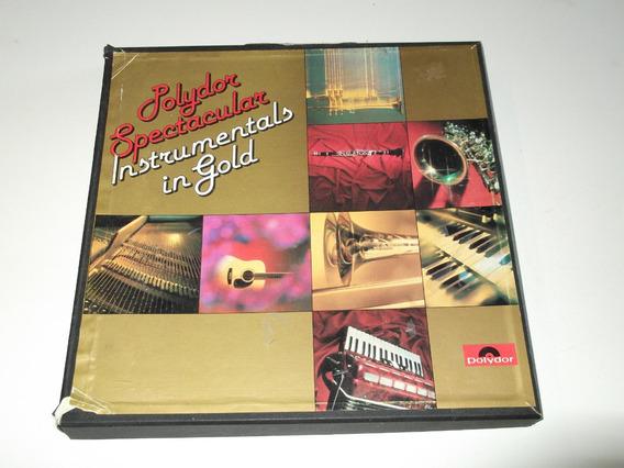 Coleção De Vinil Instrumentals In Gold