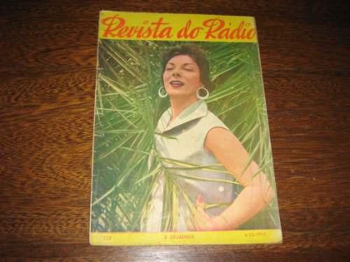 Revista Do Rádio Nº 325 Dezembro /1955 Capa: Marlene