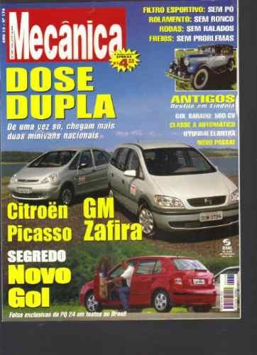 Revista Oficina Mecânica Nº 176 -ano 15-dose Dupla-sisal