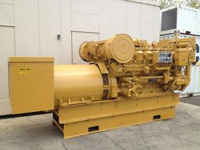 Generador Marino 1070 Kw Caterpillar Modelo 3512