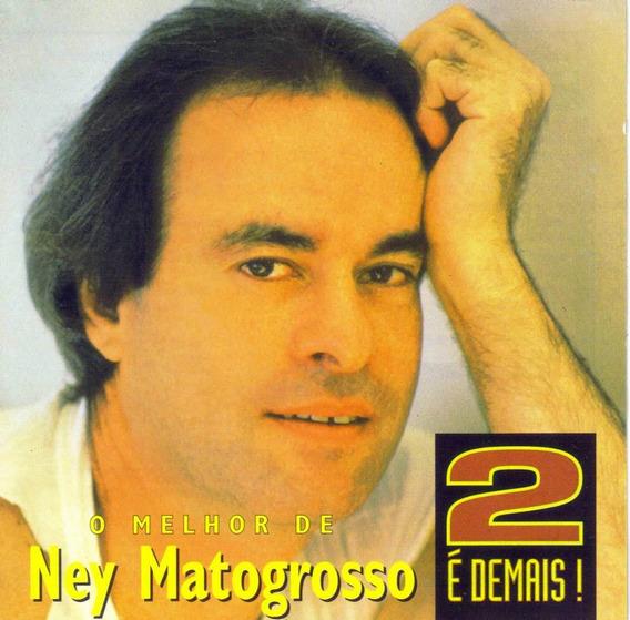 Cd Ney Matogrosso - Feitiço / Seu Tipo