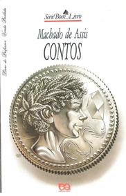 Contos - Machado De Assis - Livro Do Professor - Usado