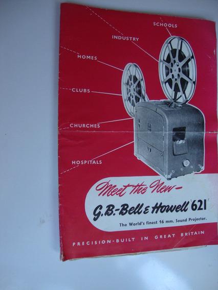 Camera Filmadora Bell E Howell - Câmeras e Acessórios em