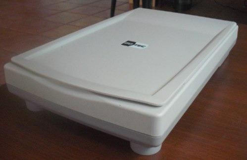 Scanner Microtek Scan Maker 3630 Com Fonte