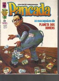 Revista Pancada N 28 - Ano Iii - Editora Abril