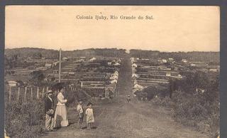 Cartão Postal - Ijuí/rs