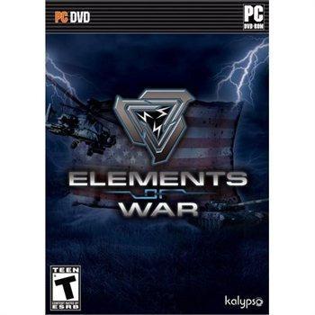 Elements Of War Para Computador (pc). 2012 - Novo.