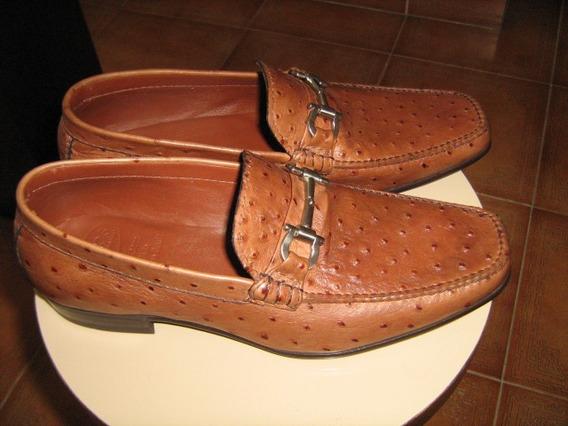 Sapato Masculino Feito A Máo Lindo Designer- Pouco Uso