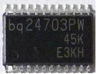 Componente P/ Notebook Bq24703pw Ssop 24pin (ci Fonte)