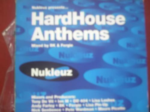 Cd Original Hardhouse Anthems Nukleuz I4
