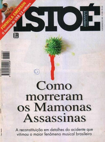Emerson Fittipaldi E Mamonas Assassinas Istoé De 1996
