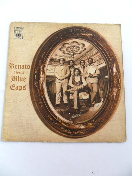 Disco Lp Vinil Antigo Renato E Seus Blue Caps Ano 1970