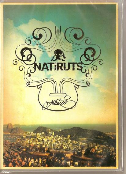 Dvd Natiruts - Acústico - Novo***