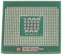 Processador Intel Xeon 3.2ghz Xeon/2m/800 - Sl7ze