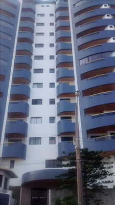 Ref.: 77 - Apartamento Em Mongagua, No Bairro Vera Cruz - 3 Dormitórios