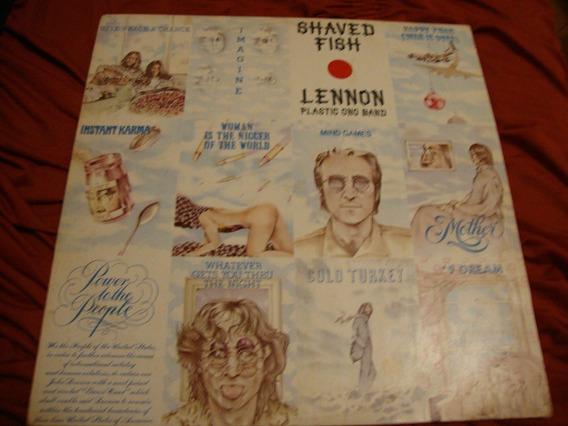 Vinil Lennon Plastic Ono Band