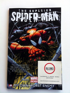 Superior Spider Man Vol 1 Tpb (2013) Marvel Now!