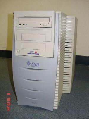 Sun Ultra 80 - 450mhz 2gb Ram 2 X Hd 18gb Única A Venda !