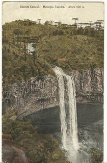 Cartão Postal Taquara - Cascata - Não Circulado