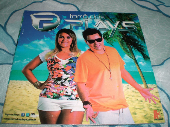 Cd Forró Dos Plays-promo