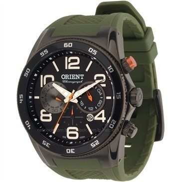 Relógio Orient Myspc002 Masculino Mostrador Preto Original