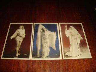 Cartões Postais Antigos - R$ 60,00
