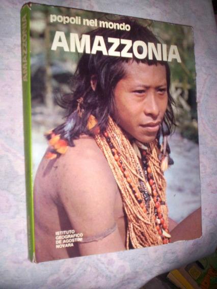 Raro Povos Indígenas Do Amazonas 1978 Em Italiano