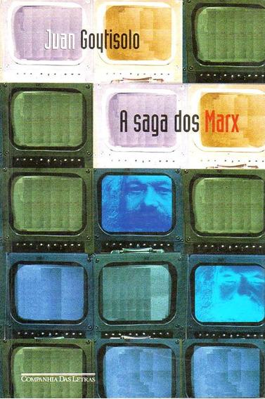 A Saga Dos Marx - Livro Saldão