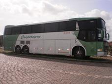 Ônibus Volvo B10m Branco 87 50 Passageiros
