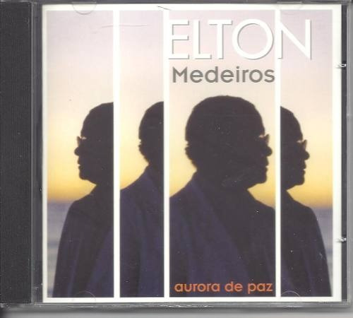 Elton Medeiros Aurora Da Paz Cd