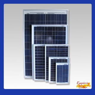 Painél Solar Fotovoltáico 12v 5 Watts ( Placa )
