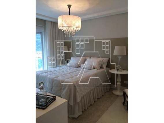 Apartamento De 3 Dormitórios, Sendo 3 Suites Na Praia Grande