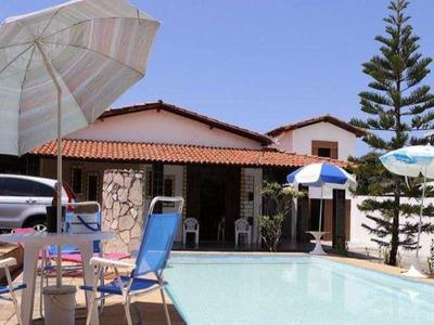 Casa 4 Quartos Em Jauá - 5834