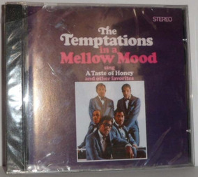 Cd The Temptations - In A Mellow Mood