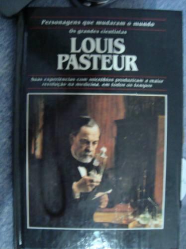 Louis Pasteur - Revolução Na Medicina - Cristalografia