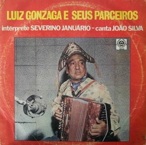 Lp João Silva (canta Sucessos De Luiz Gonzaga)