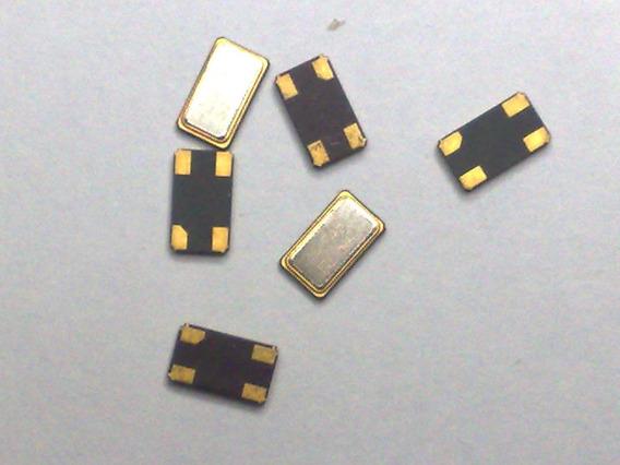 Cristal Oscilador 22.118mhz