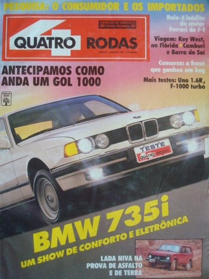 4 Rodas No. 366 Janeiro De 1991